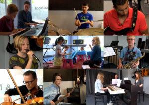 fotocollage-muziekschool-2017